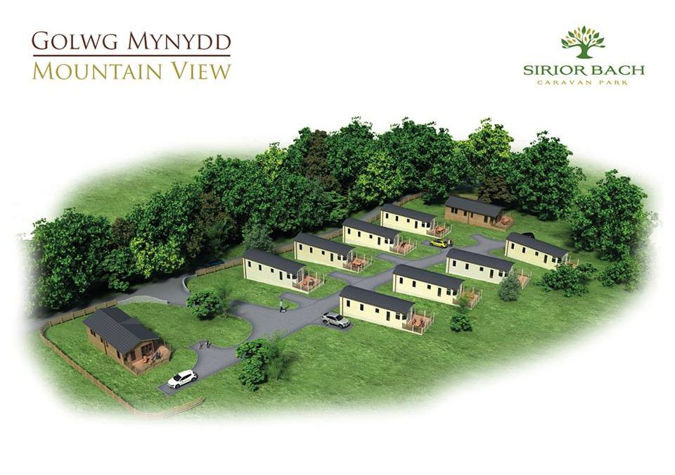 Luxury Static Caravans for sale in North Wales