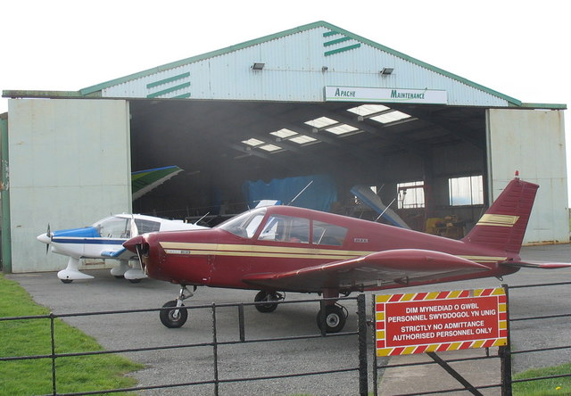 Airworld Aviation Museum Caernarfon