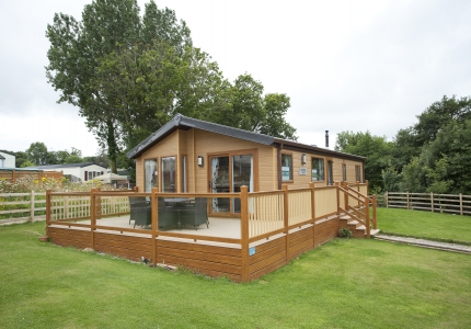Luxury Lodges in North Wales