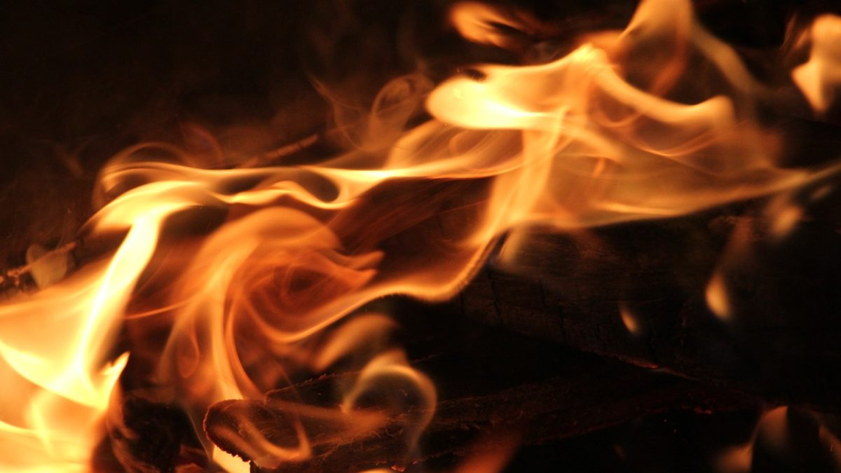 fire safety in static caravans