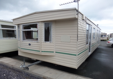 Static caravan chassis maintenance