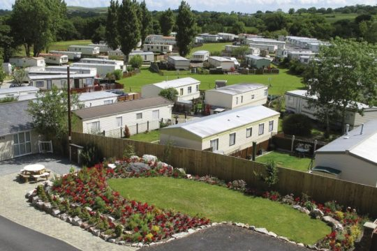 Private Static Caravan Sites in North Wales