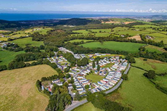 12-Month Static Caravan Sites in North Wales