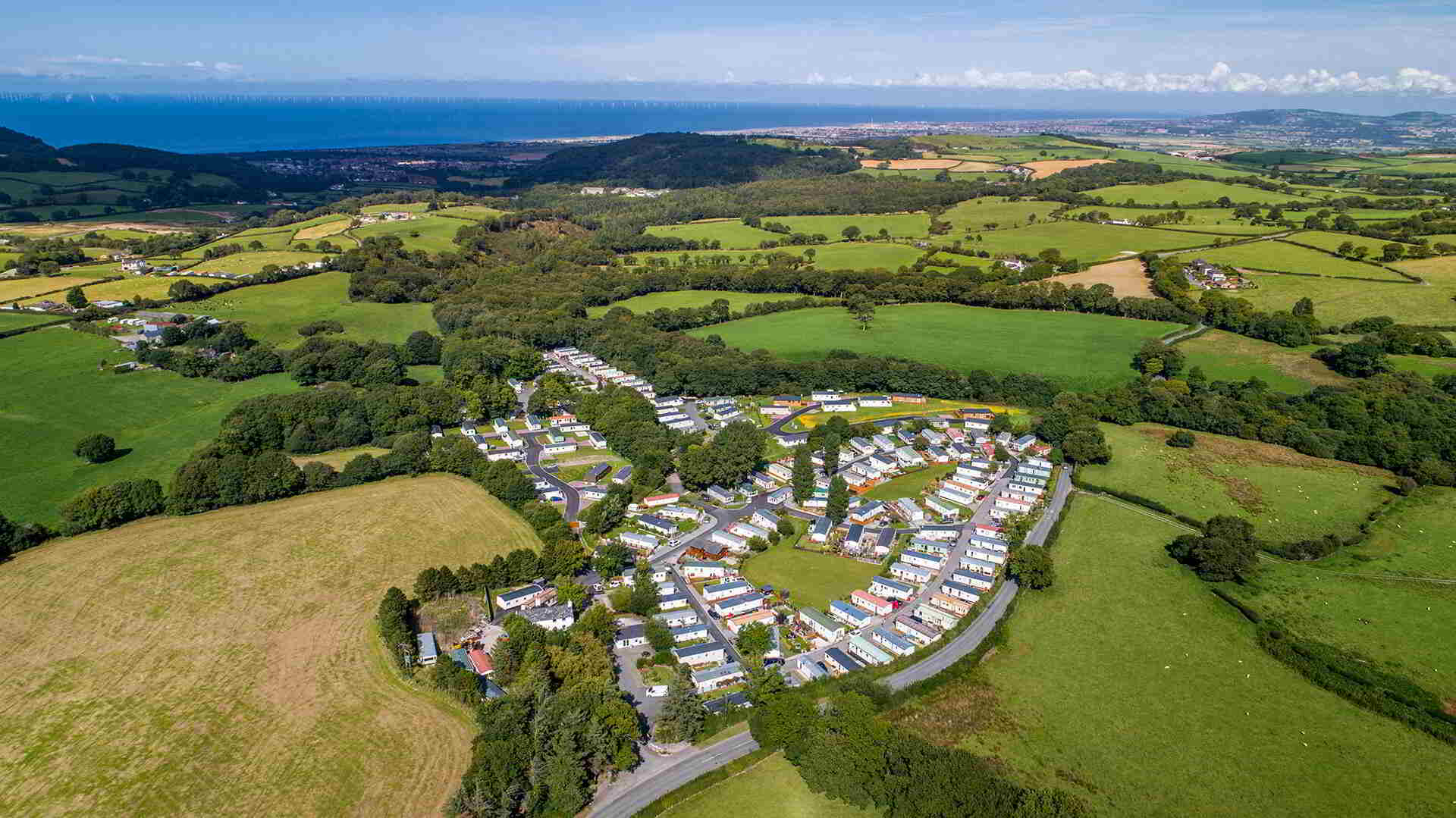 20 Month Static Caravan Sites in North Wales [The Benefits]