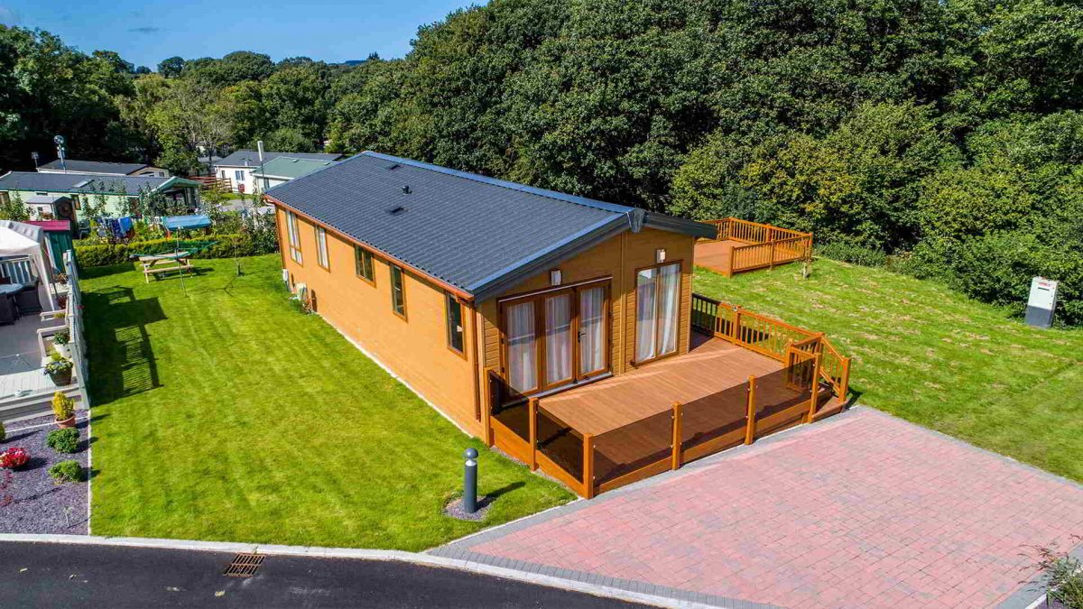 Buying Luxury Lodges in North Wales